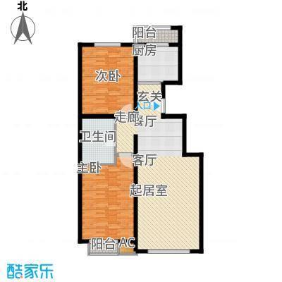 新街坊户型图(3/9张)