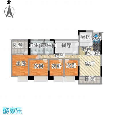 卓越东江户型图(3/12张)