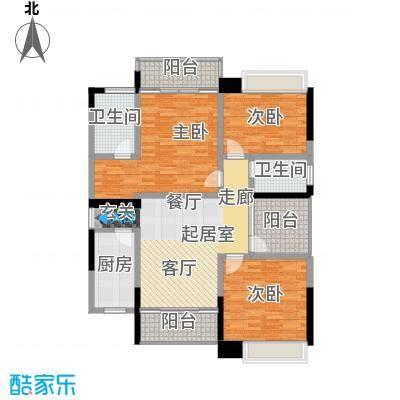 卓越东江户型图(11/12张)