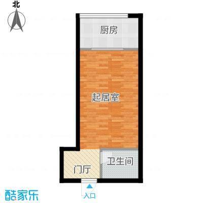 学院山45.22㎡k户型10室
