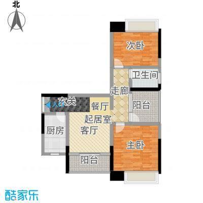 卓越东江户型图(4/12张)