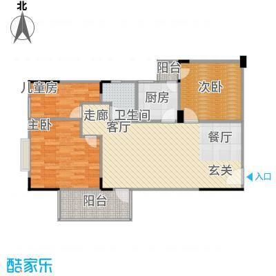 长城里程家园76.02㎡长城里程家园户型图3房2厅1卫76.02-89.86平米(6/6张)户型3室2厅1卫