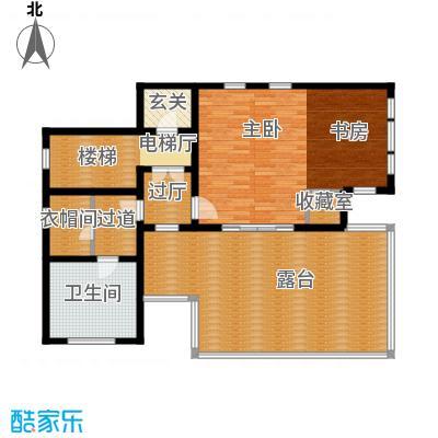 君海126.47㎡C户型10室
