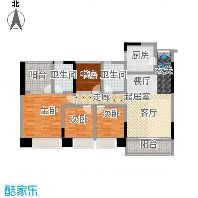 卓越东江户型图(2/12张)