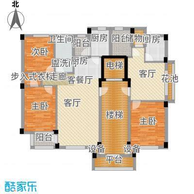 翠岛经典翠岛经典户型图(5/5张)户型10室