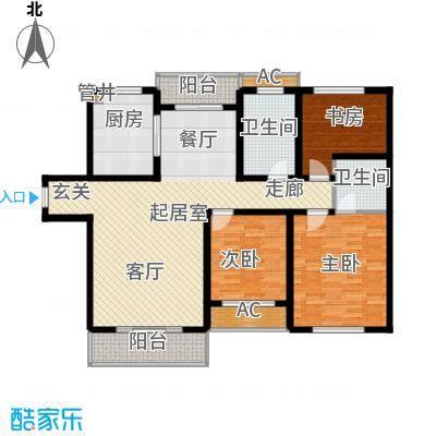 路劲凤凰城路劲凤凰城户型图(12/19张)户型10室