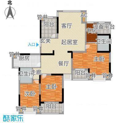 银亿海尚广场166.00㎡银亿海尚广场户型图A1(1/2张)户型10室