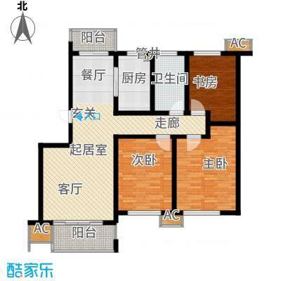 路劲凤凰城路劲凤凰城户型图(16/19张)户型10室