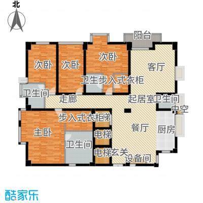 锦绣唐朝锦绣唐朝户型图(8/22张)户型10室
