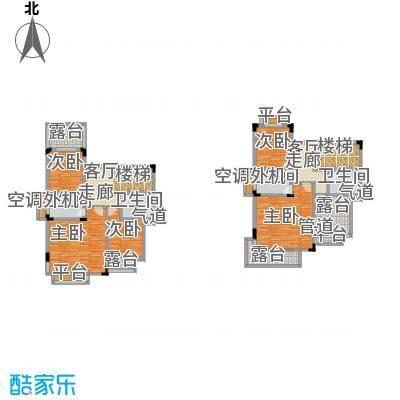 归心苑250.00㎡归心苑户型图A1一层平面图(8/21张)户型10室