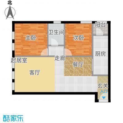 富丁国际富丁国际户型图A6户型(4/8张)户型10室