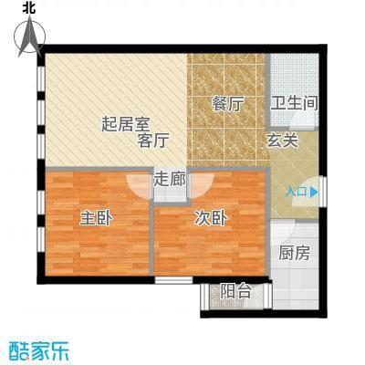 富丁国际富丁国际户型图A5户型(5/8张)户型10室