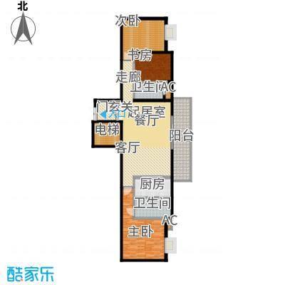 140平三房两厅三卫