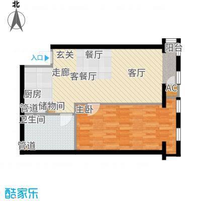 云鼎云鼎户型图(2/8张)户型10室