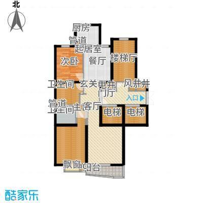 恩和家园122.85㎡恩和家园户型图(6/6张)户型10室