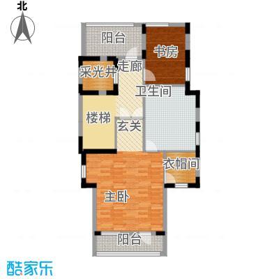 棕榈滩中央墅709.00㎡M3三层户型10室