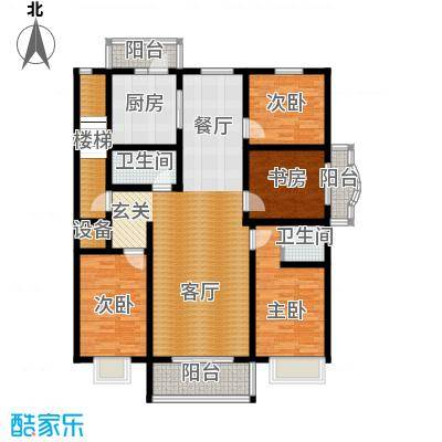博地花园138.00㎡博地花园138.00㎡3室2厅1卫户型3室2厅1卫