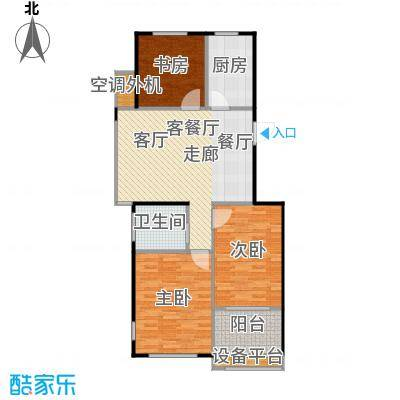 兰陵尚品兰陵尚品户型图(2/13张)户型10室