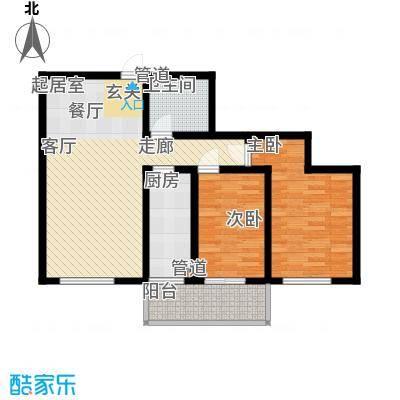蒙鑫国际名城蒙鑫国际名城户型10室