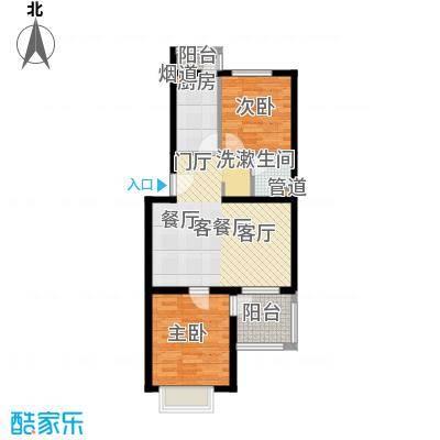 昕雅明苑户型图(4/4张)