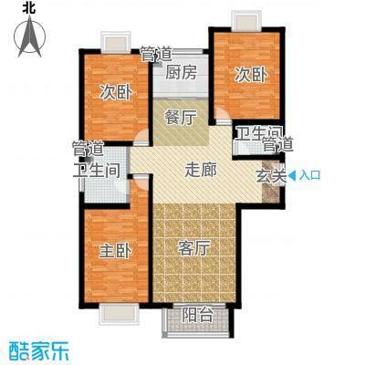 东方文苑134.34㎡东方文苑户型图(2/5张)户型10室