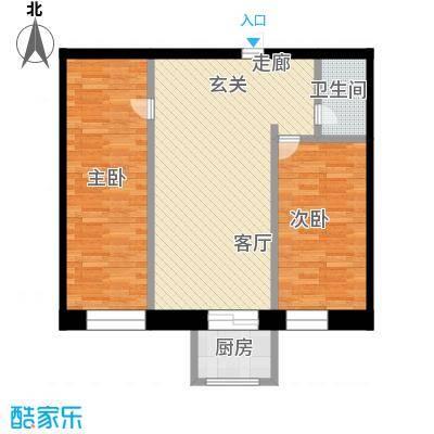 恒盛家园恒盛家园户型图(10/19张)户型10室