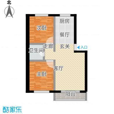 恒盛家园恒盛家园户型图(15/19张)户型10室