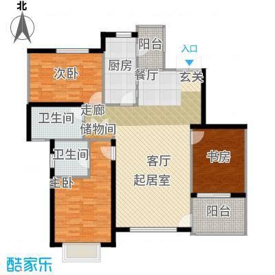 南博湾花园南博湾花园户型图(5/5张)户型10室