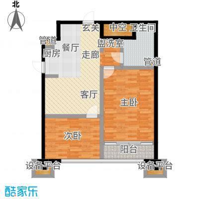 永佳苑永佳苑户型图一期78平米(7/20张)户型10室