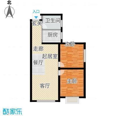 金汉御园金汉御园户型10室