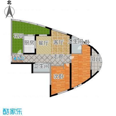 道生中心147.00㎡道生中心户型图南塔3户型(1/2张)户型3室2厅2卫