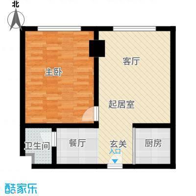 旺第嘉华25#3、5、8、15号房型户型