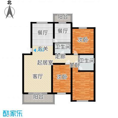 万豪长隆湾145.97㎡万豪长隆湾145.97㎡3室2厅2卫户型3室2厅2卫