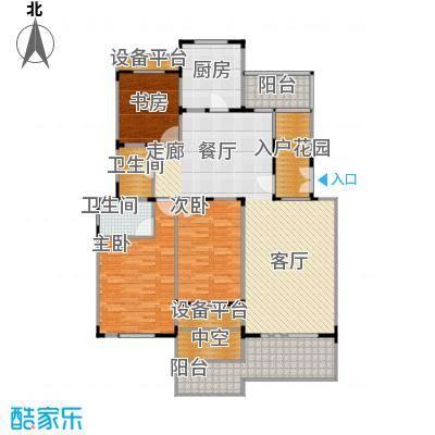 姑苏世家139.93㎡A3户型