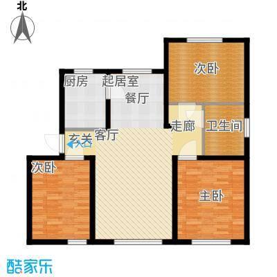 中海锦绣城中海锦绣城户型图(13/14张)户型10室
