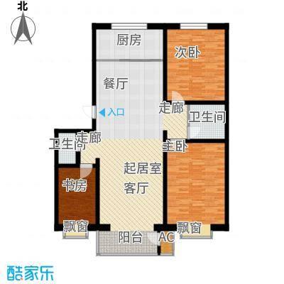 济隆小区131.37㎡济隆小区户型图(1/3张)户型10室