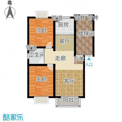 东方文苑98.22㎡东方文苑户型图(5/5张)户型10室
