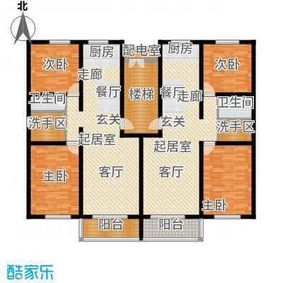 泰和熙地泰和熙地户型10室
