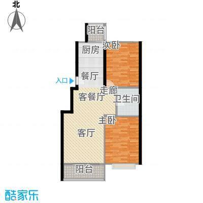 凤凰新城户型图(4/6张)