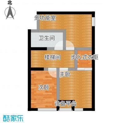 龙湖紫都城龙湖紫都城户型图11号楼景阁上层(29/45张)户型10室