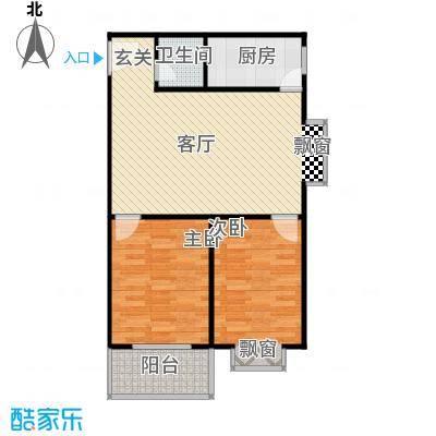 阳光80公寓阳光80公寓户型图(12/18张)户型10室