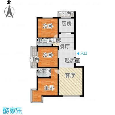海东公馆户型图(4/4张)
