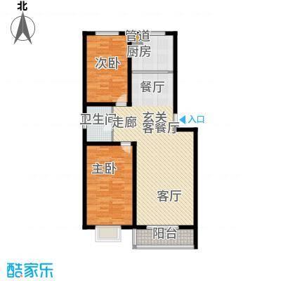 景观花园三期109.32㎡景观花园三期户型图(2/2张)户型10室