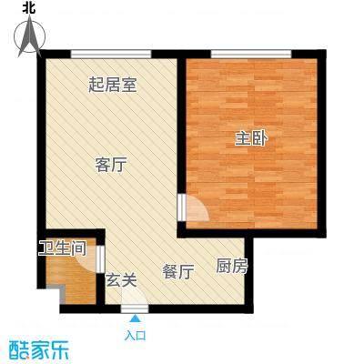 旺第嘉华25#6、9号房型户型