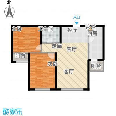 名都枫尚名都枫尚户型图(3/4张)户型10室
