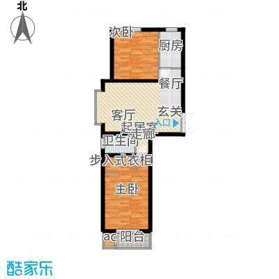 盛和观邸盛和观邸户型图三室两厅两卫一厨95.14平米(7/7张)户型10室