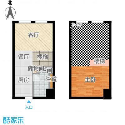 汇雅风尚汇雅风尚户型图(3/8张)户型10室
