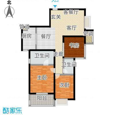 四季云顶四季云顶户型图南区131平米(4/7张)户型10室