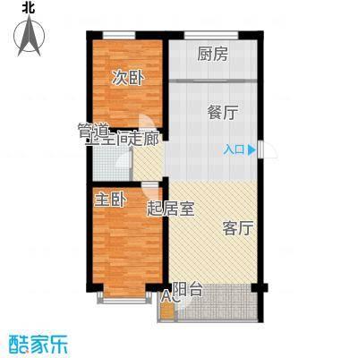 济隆小区93.50㎡济隆小区户型图(3/3张)户型10室