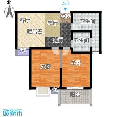 东方明珠花园东方明珠花园户型图87.64-149.09平米(1/7张)户型10室